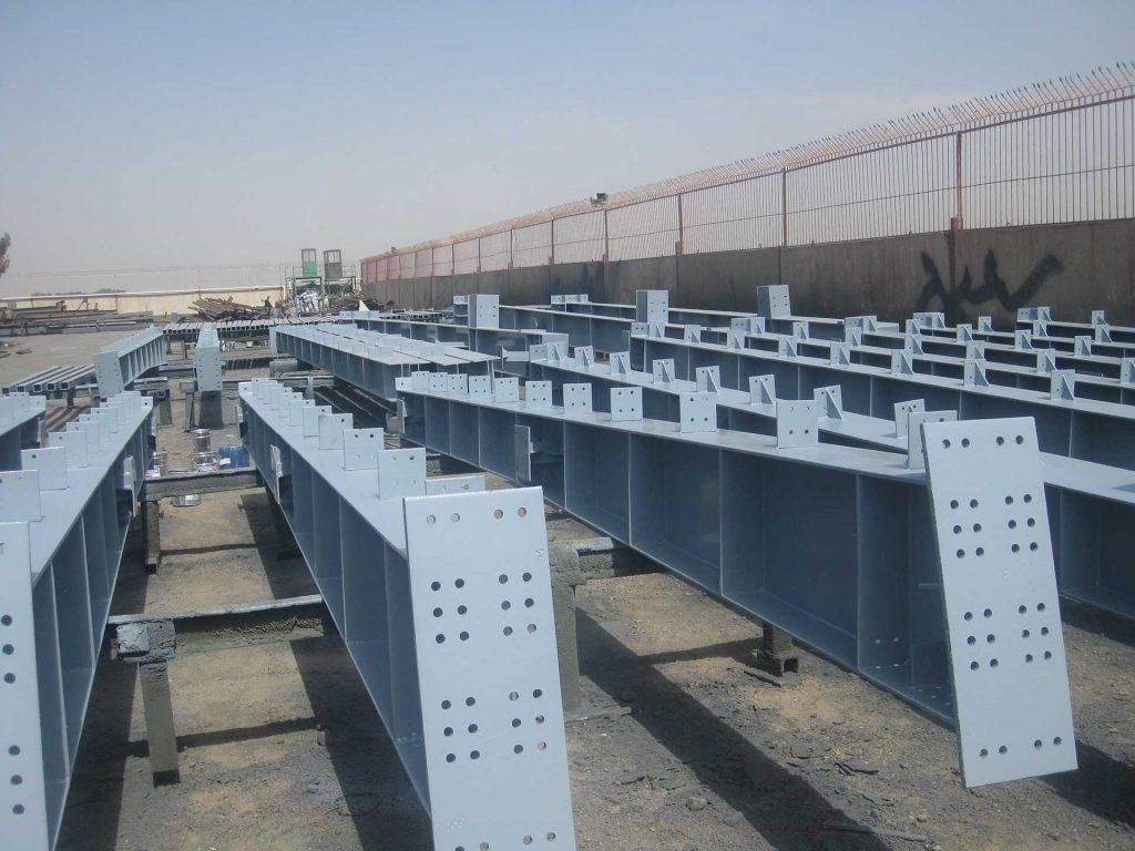 Phase 13 Steel Structure Project